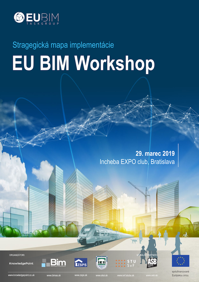 EU BIM workshop poster2019